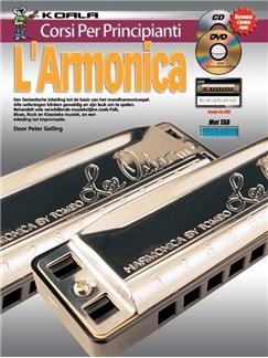 10 Facili Lezioni: Imparate A Suonare l'Armonica (Libro/CD/DVD) Books, CDs and DVDs / Videos | Harmonica