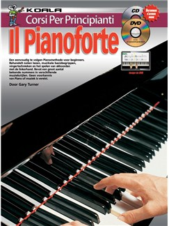 10 Facili Lezioni: Imparate A Suonare Il Pianoforte (Libro/CD/DVD) Books, CDs and DVDs / Videos | Piano