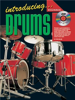 Introducing Drums Books and CDs | Drums