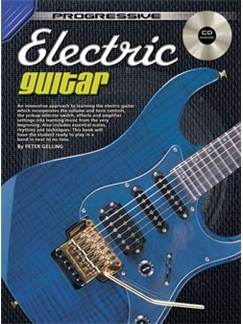 Progressive Electric Guitar Books and CDs | Guitar