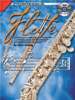 Progressive Flute Books and CDs | Flute
