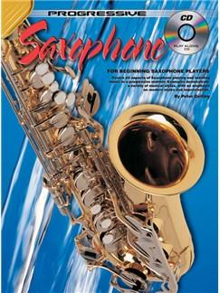 Progressive Saxophone Books and CDs | Saxophone