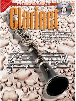 Progressive Clarinet Books and CDs | Clarinet