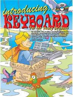 Introducing Keyboard For The Young Beginner Books and CDs | Keyboard
