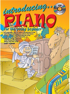 Introducing Piano For The Young Beginner Books and CDs | Piano