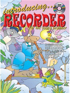 Introducing Recorder For The Young Beginner Books and CDs | Recorder