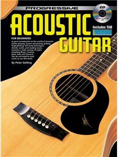 Progressive Acoustic Guitar Books and CDs | Guitar