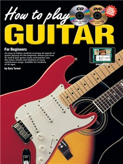 How To Play Guitar Books, CDs and DVDs / Videos | Guitar