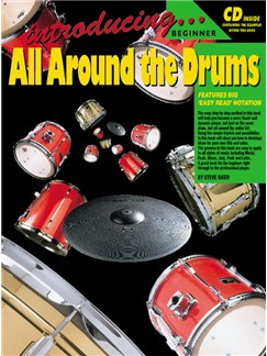 Introducing All Around The Drums Books and CDs | Drums