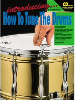 Introducing How To Tune The Drums Books and CDs | Drums