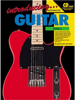 Introducing Guitar: Book 3 Books and CDs | Guitar