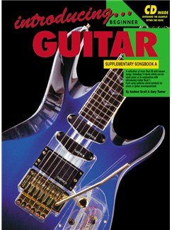 Introducing Guitar: Supplementary Songbook A Books and CDs | Guitar