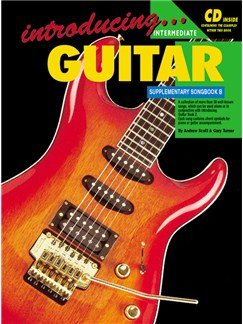 Introducing Guitar: Supplementary Songbook B Books and CDs | Guitar