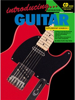 Introducing Guitar: Supplementary Songbook C Books and CDs | Guitar