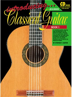 Introducing Classical Guitar: Book 1 Books and CDs | Classical Guitar
