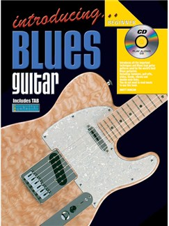 Introducing Blues Guitar Books and CDs | Guitar