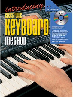 Introducing Electronic Keyboard: Book 1 Books and CDs | Keyboard