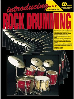 Introducing Rock Drumming Books and CDs | Drums
