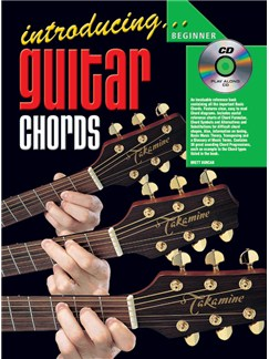 Introducing Guitar Chords Books and CDs | Guitar
