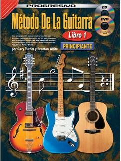 Progresivo Método De La Guitarra Books, CDs and DVDs / Videos | Guitar