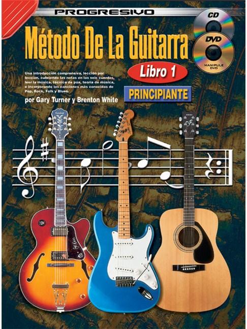 Progresivo Método De La Guitarra - Guitar Books - Tuition ...