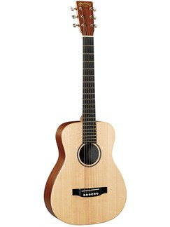 Martin: LX1E Little Martin Electro-Acoustic Guitar Instruments | Electro-Acoustic Guitar