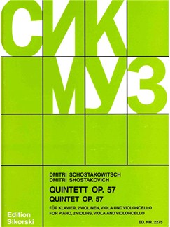 Piano Quintet Set Books | Piano