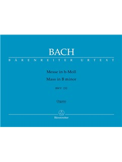 J.S. Bach: Mass In B Minor (Organ Part) Books | Organ