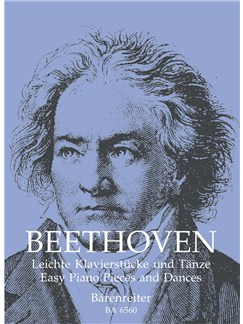 Ludwig Van Beethoven: Easy Piano Pieces And Dances Books | Piano