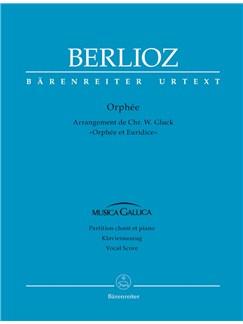 "H. Berlioz: Orphee - Arrangement Of Gluck's ""Orphée Et Euridice"" (Vocal Score) Books | Opera"