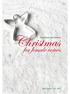 Christmas For Female Voices Books | Choral, Piano Accompaniment