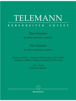 G. P. Telemann: Sonata In F Minor For 2 Violins, 2 Violas & Basso Continuo TWV 44:32 (Double Bass) Books | String Ensemble