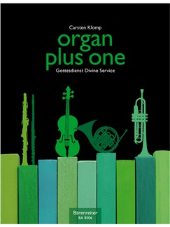 Organ Plus One - Divine Service Books | Organ, B Flat Instruments, C Instruments