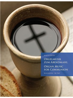 Organ Music For Communion Libro | Órgano