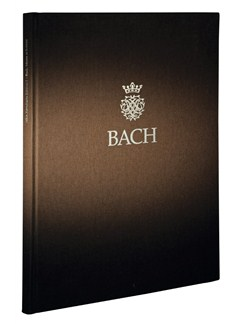 J.S. Bach: Mass In B Minor BWV 232 - Revised Edition (Full Score Hardback) Books | Orchestra