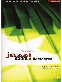 Uwe Korn: Jazz On Beethoven Books and CDs | Piano