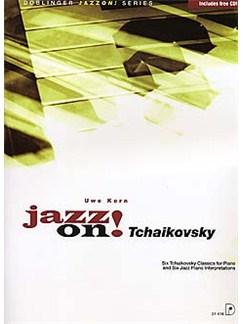 Uwe Korn: Jazz On Tchaikovsky Books and CDs | Piano