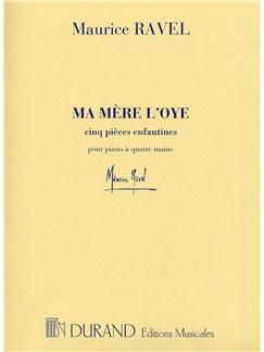 Maurice Ravel: Ma Mere L'oye (Piano Duet) Books | Piano Duet