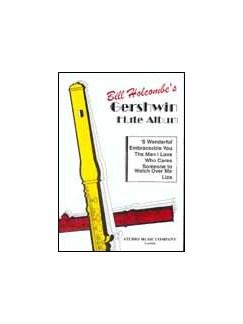 Bill Holcombe's Gershwin Flute Album Books | Flute