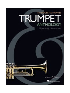 The Boosey And Hawkes Trumpet Anthology Books | Trumpet, Piano Accompaniment