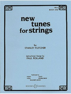 New Tunes For Strings 1 Viola Books | Viola