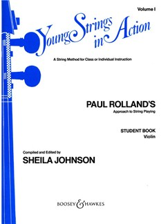 Young Strings In Action - Student Book Volume 1 (Violin) Books | Violin