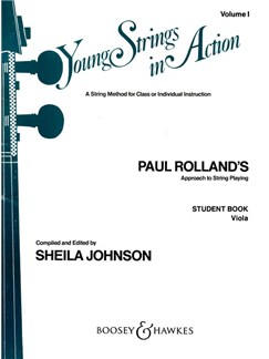 Young Strings In Action - Volume 1 Books | Viola