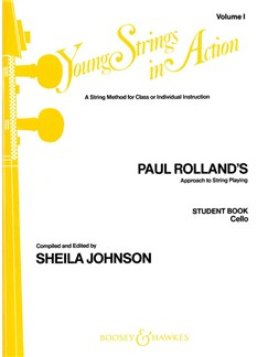 Young Strings In Action 1 Books | Cello