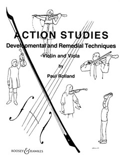 Action Studies Books | Viola, Violin