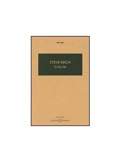 Reich: Tehillim Books   Ensemble