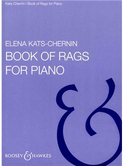 Elena Kats-Chernin: Book of Rags Books | Piano