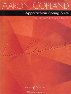 Aaron Copland: Appalachian Spring Suite - Transcribed For Solo Piano Books | Piano