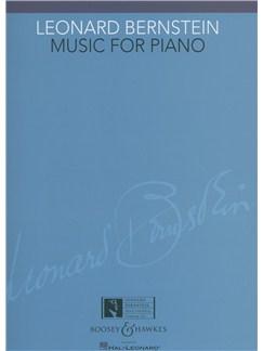 Leonard Bernstein: Music For Piano Books | Piano