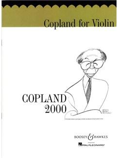 Copland For Violin Books | Violin